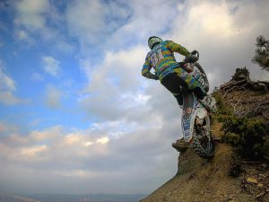 Shot of @endurides From the archives. #KTM #300exc #enduro