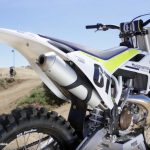 First Ride 2017 Husqvarna TC250 2 Stroke