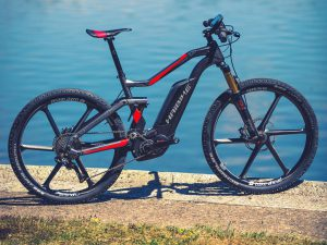 The top of the line 2017 carbon #fullseven #xduro 10.0. #MTB #eMTB