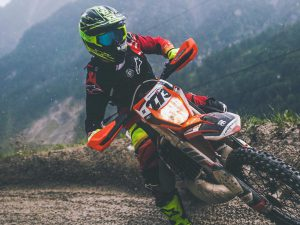 You get some serious braaaaap on the #300exc ! #Enduro #moto #ktm  @zajcmaster