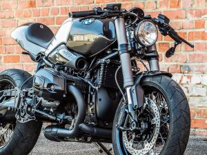 Another great looking #BMW #rnineT . Anybody got anymore info on this one?