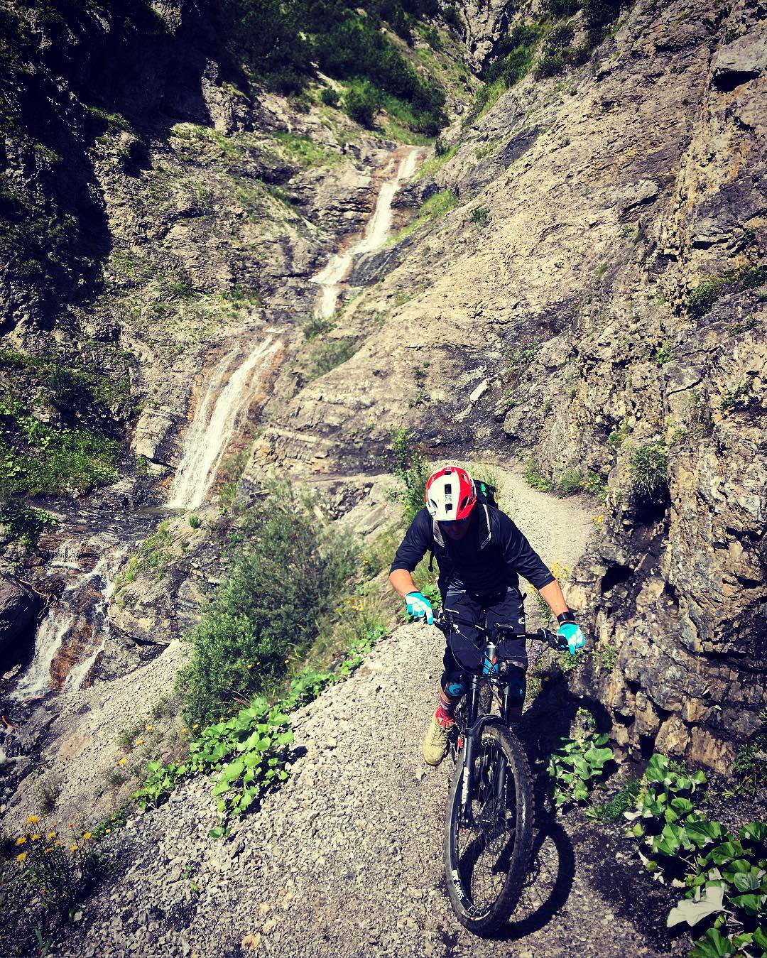 The road less travelled. #eMTB #Haibike #ride100percent