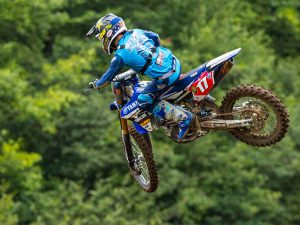 Cooper Webb wins the 2016 AMA Outdoors 250 championship