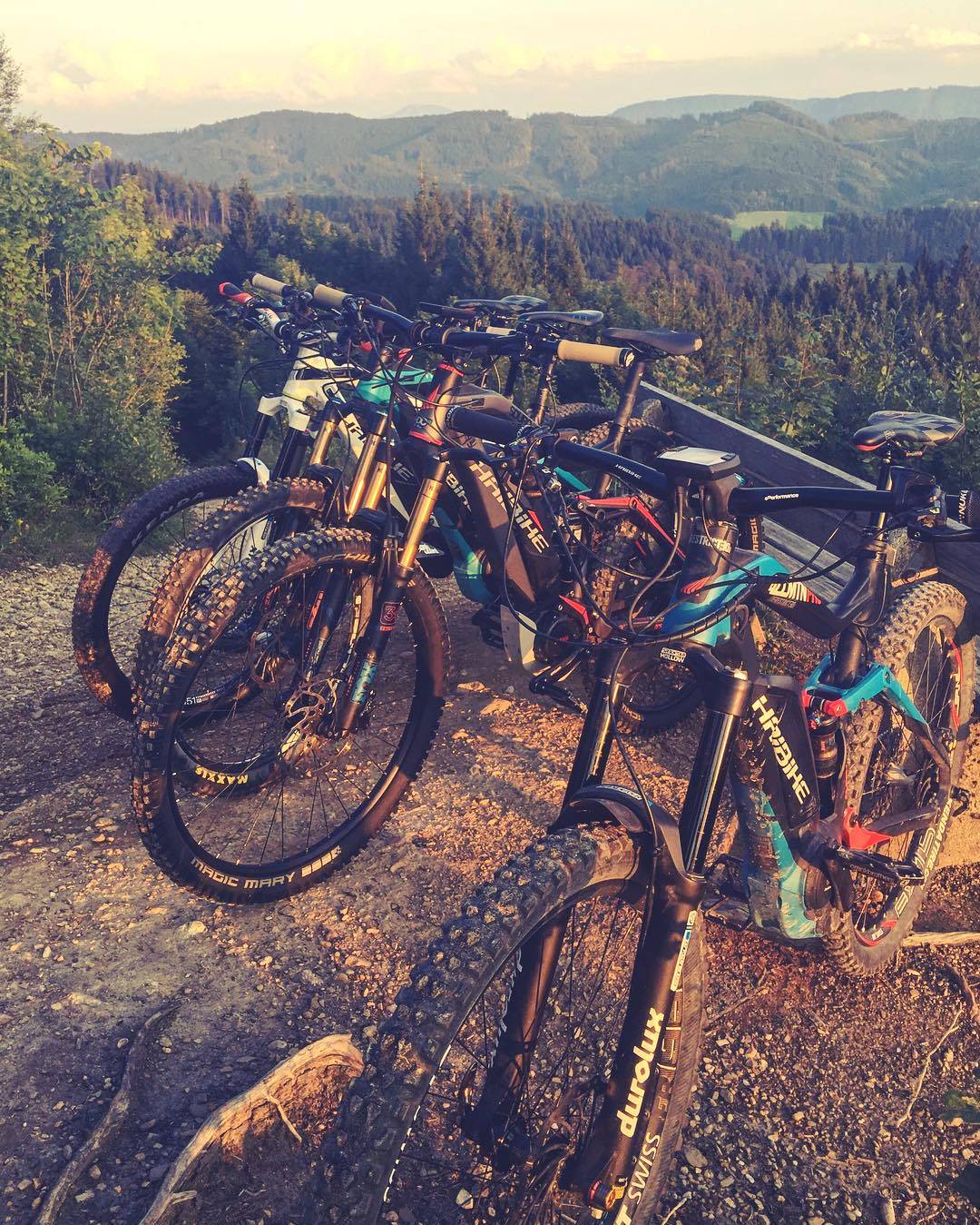 Amazing ride on the trails near #Eurobike ! #Haibike #sduro #xduro #emtb