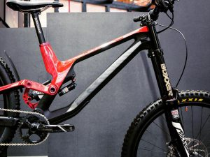 The new @canyon_bikes #sender is a beaut! #DH #mtb