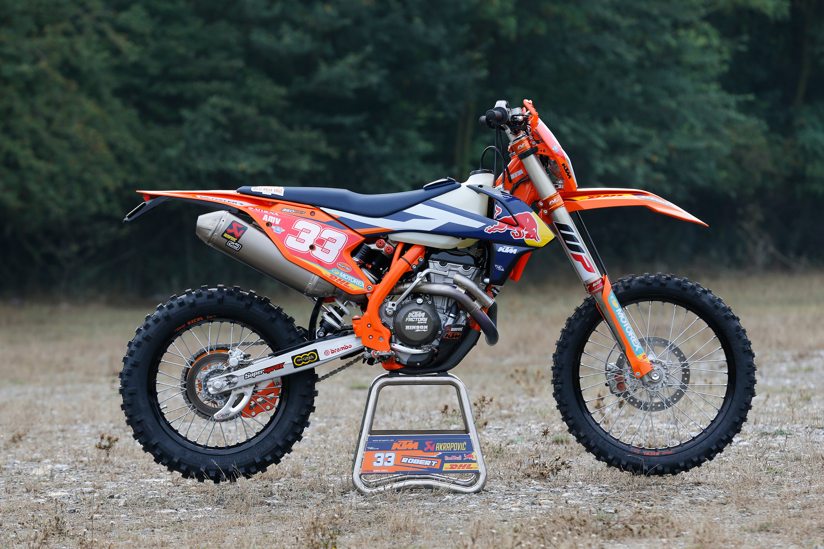 2017 Ktm Factory 350 Exc U2019s  U2013 De Ride Review