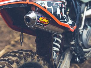 One more. This one goes to 11 :) @fmf73 #ktm #300exc #2stroke #moto #enduro