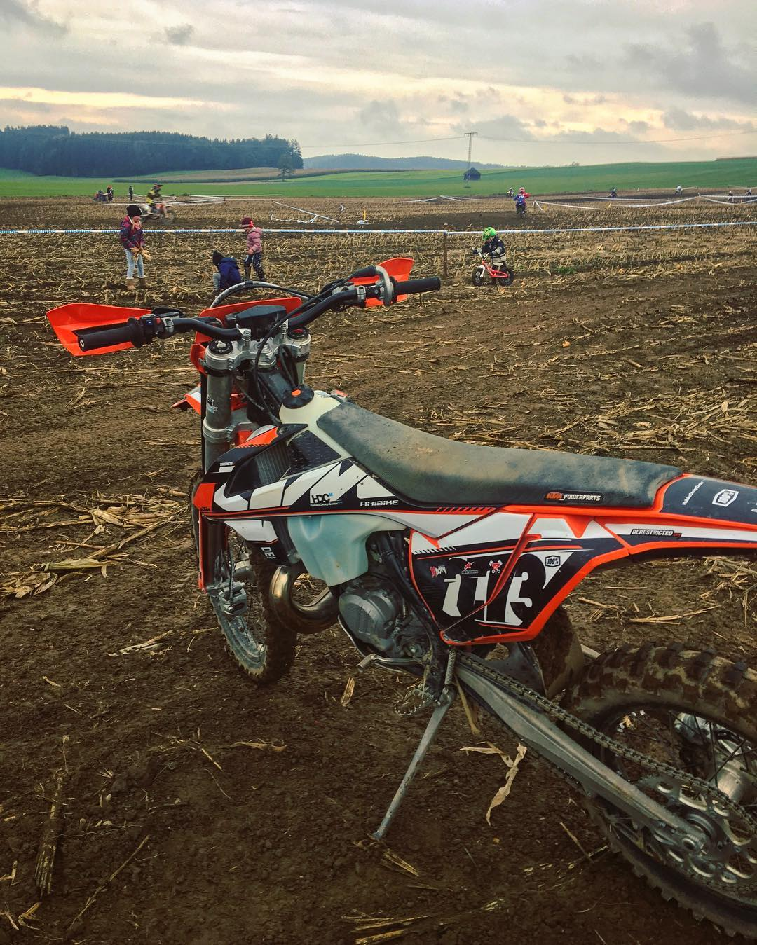 ❤️ that dirt! #ktm #300exc #enduro #moto #ktmexc #ride100percent