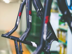 2017 #xduro cross frames freshly painted and ready for asssembly! #haibike #haibike2017