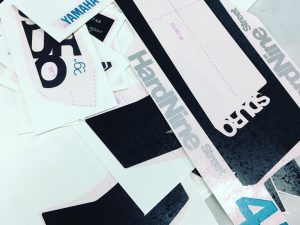 Decal designs about to be applied. #haibike #design #yamaha #sduro