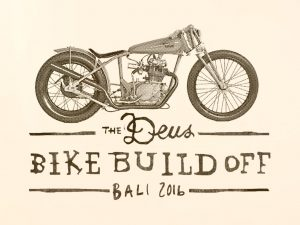 DEUS BALI BIKER BUILD OFF 2016