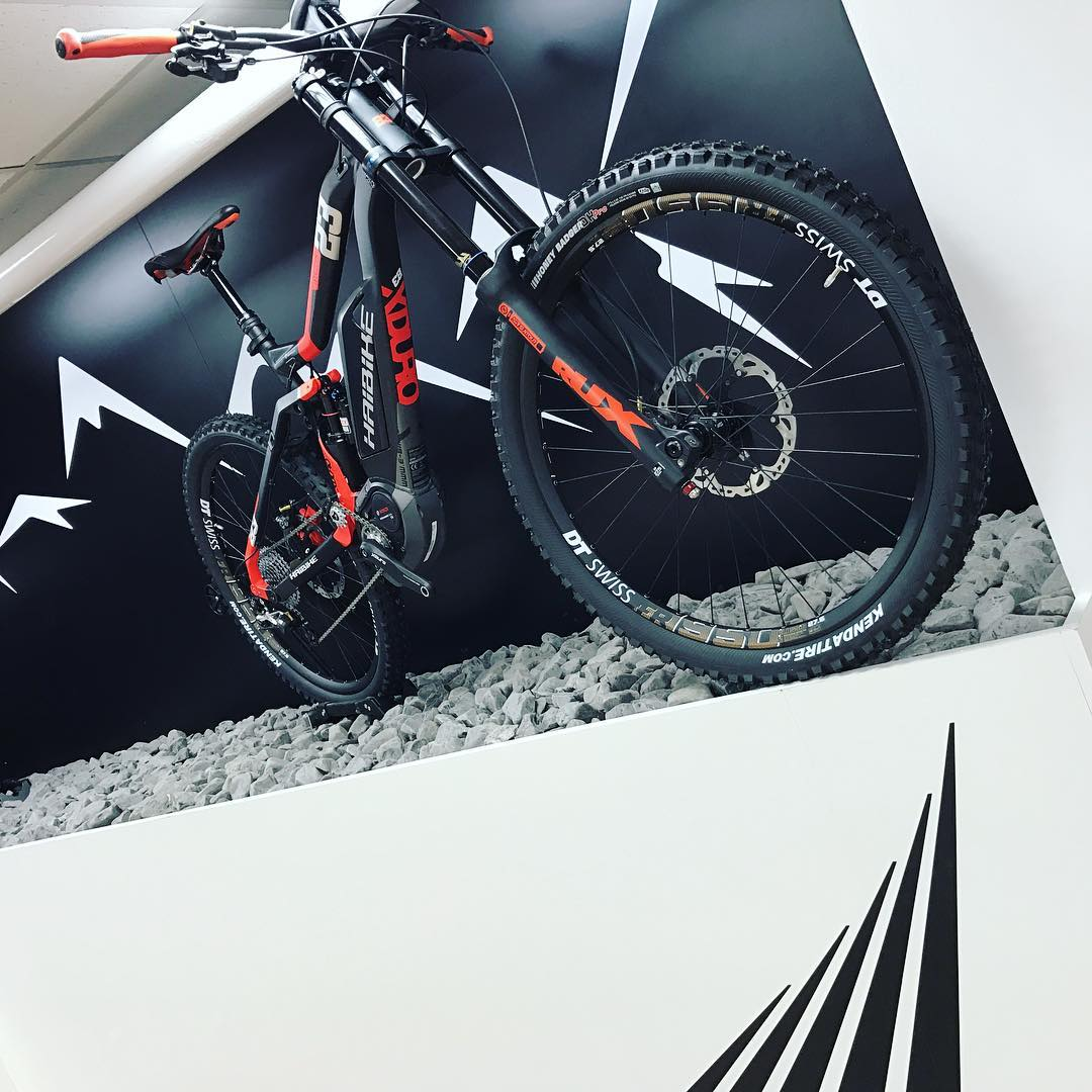 Shot sent in from our friends in the UK @ebikeshop who are now on instagram! Give them a follow 👉 @ebikeshop if you like. #haibike #xduro #mtb #emtb #dh