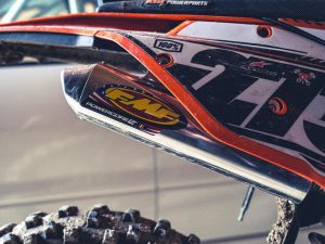 Bling! @fmf73 #ktm #300exc #enduro #ride100percent