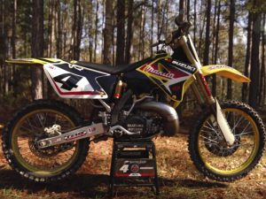 Ricky Carmichael // Make 2 Strokes Great Again