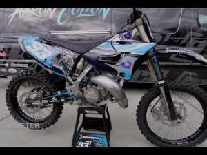 2006 Yamaha YZ125 transformation Into an Immaculate Race Bike   Day in the Dirt Ep 1