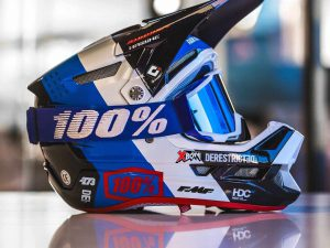 Stoked on the New lid! @ride100percent Aircraft. #mtb #enduro #dh #emtb #ride100percent