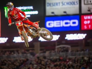 Phoenix 2017 – Monster Energy Supercross Highlights