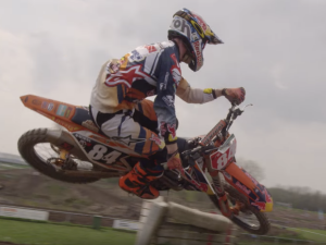 Red Bull || Herlings MX2 Preparations
