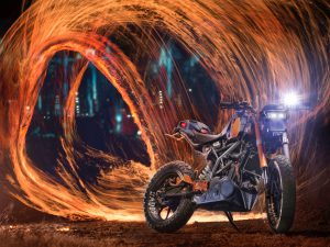 KTM Duke 200 Custom – Chappie