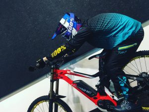 Casual Friday @hdc_m office. Who else can't wait for the weekend? #haibike #ride100percent #downhill #emtb #mtb #dh #xduro @derestricted @benna292 @mengolor @christian_s_kohler