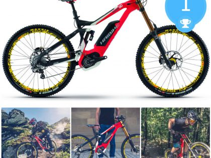Top 5: Best Looking 2017 Bosch Electric Mountain Bikes
