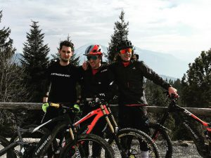 HDCM team riding day. #teamday #ridewithfriends #emountainbike #emtb #xduro #haibike #blackknights