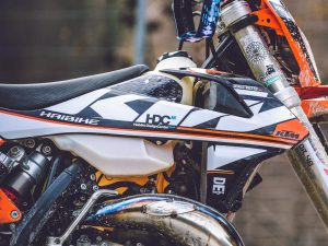 How good does that pipe look??!!! @fmf73 @fmflild #ride100percent #ktm #300exc