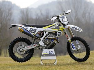 2017 Husqvarna Factory Racing's rider line-up for the 2017 FIM Enduro World Championship