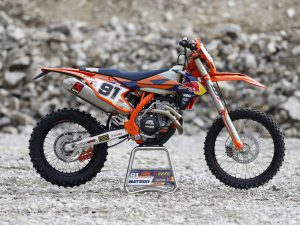 2017 KTM Factory race team