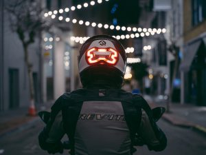 BrakeFree: The Smart Brake Light for Motorcyclists