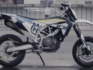 Husqvarna 701 Supermoto – The best promotion video ever
