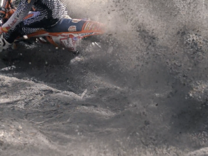 Sand Stoke with Kailub Russell // Russell Bobbitt