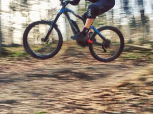 After work ride to keep the stoke! #haibike #xduro #emtb @benna292