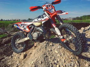 Top of the morning to ya! #ktm #enduro #fmfpower #ride100percent