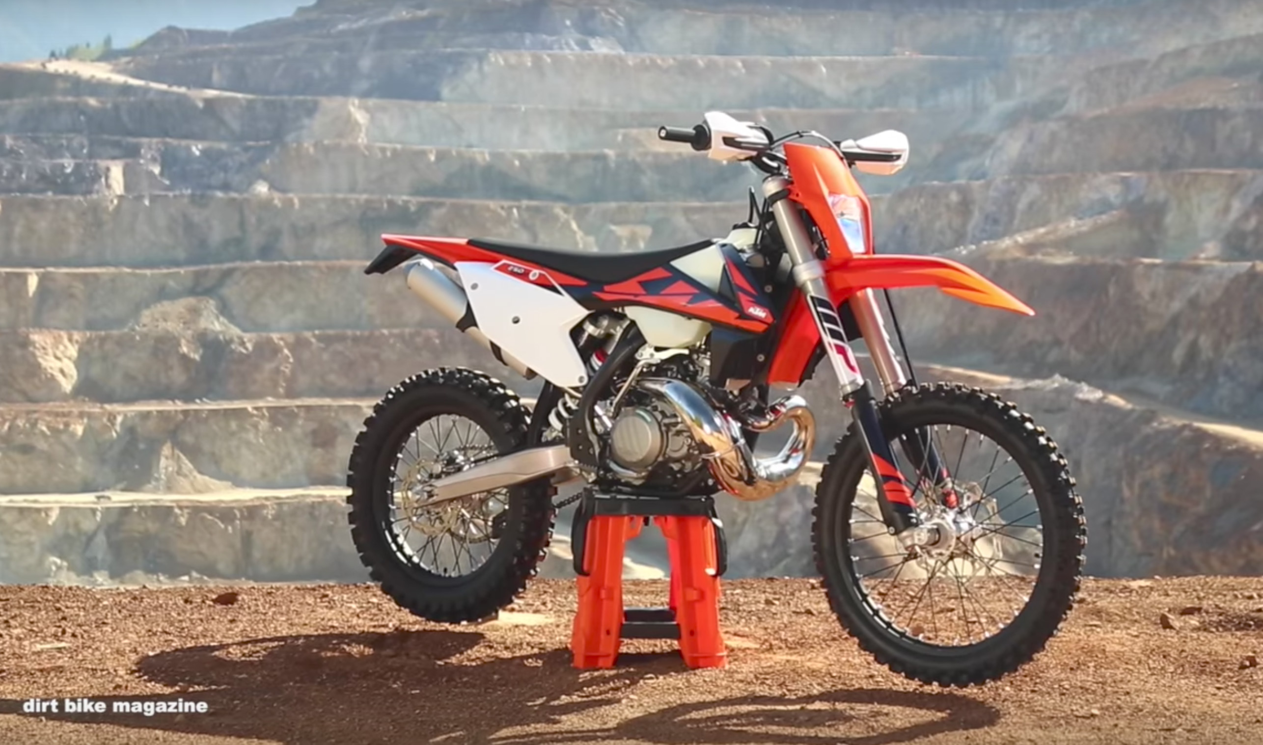 2018 ktm 250 xcw. fine 2018 first ride video on the new 2 stroke fuel injection ktm 250 xcw from dirt  bike magazine intended 2018 ktm xcw