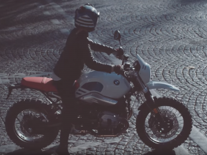 THE SPIRIT OF A LEGEND – The new R nineT Urban G/S.