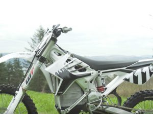 Off-Road with Alta Motors Redshift MX | ISDE Sprint Enduro Washougal