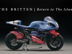 Britten- Return to The Island