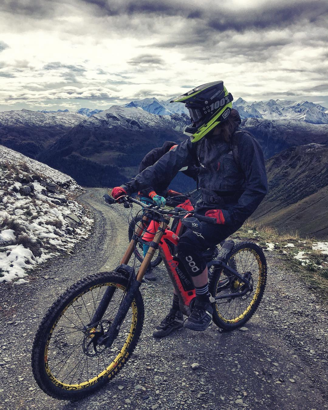 Top of the world. #haibike #xduro