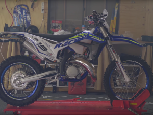 SHERCO 125 SE-R ft Matthew Phillips