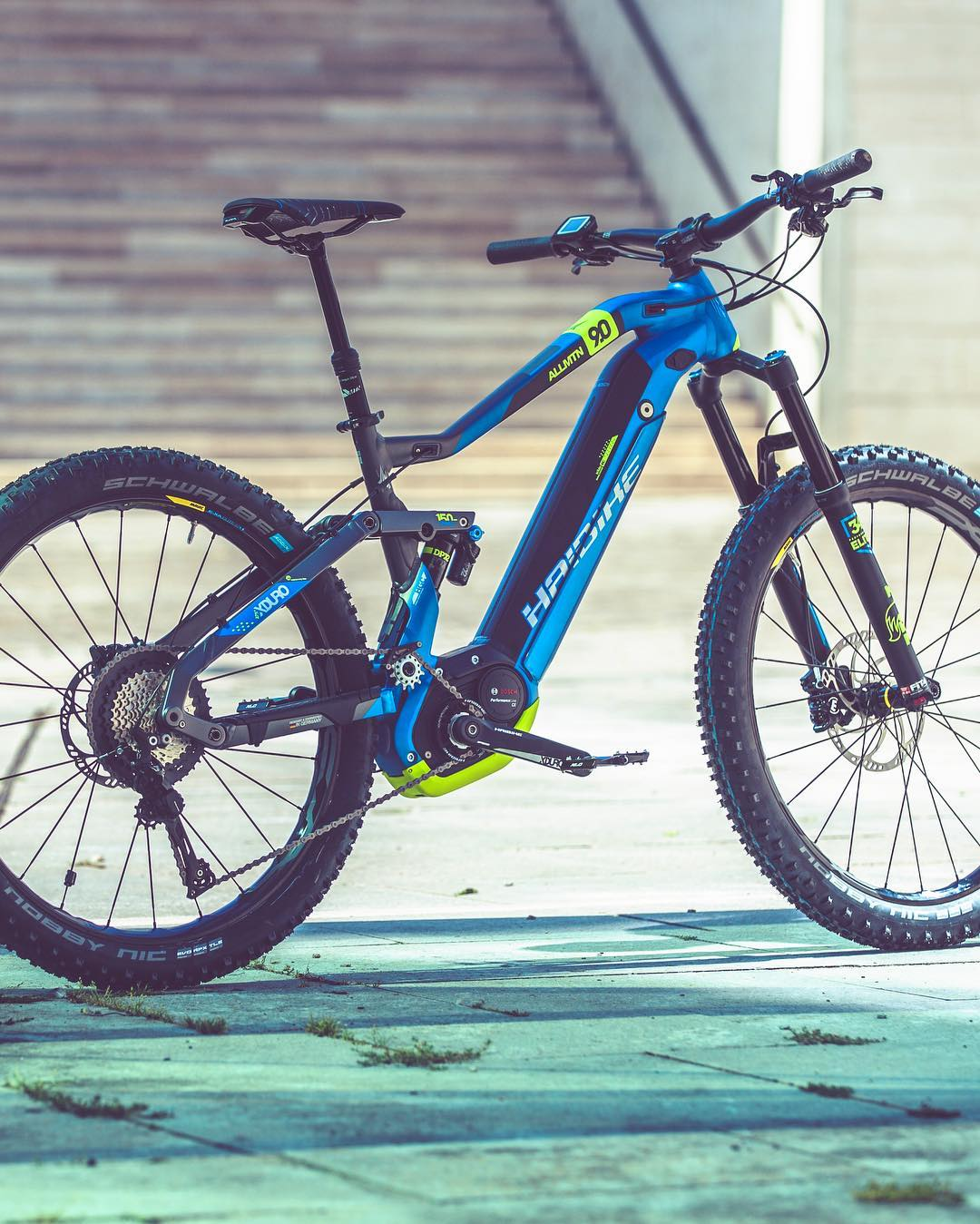 The New generation. #haibike #emtb #design from @hdc_m #de_portfolio #ride100percent