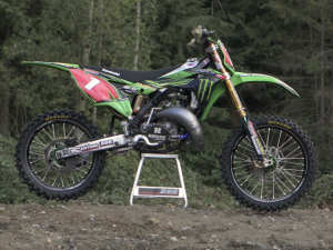 Return of the KX125 2 stroke – Motocross Action Magazine