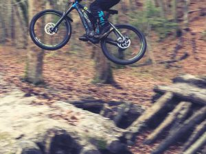 Fly Forrest, fly! #haibike #ride100percent 📷 @benna292