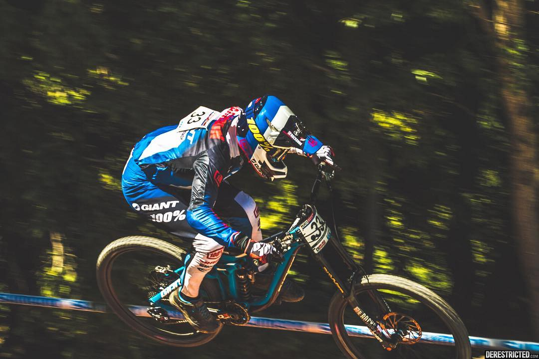 PanShot from the DE archives. #ride100percent #mtb