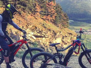 It is when the temperature drops below zero, and you are faced with the prospect of cold and icy weather for the next months in Northern Europe, that the passion for riding becomes stronger than ever. #haibike #emtb #mtb #ebike #ride100percent