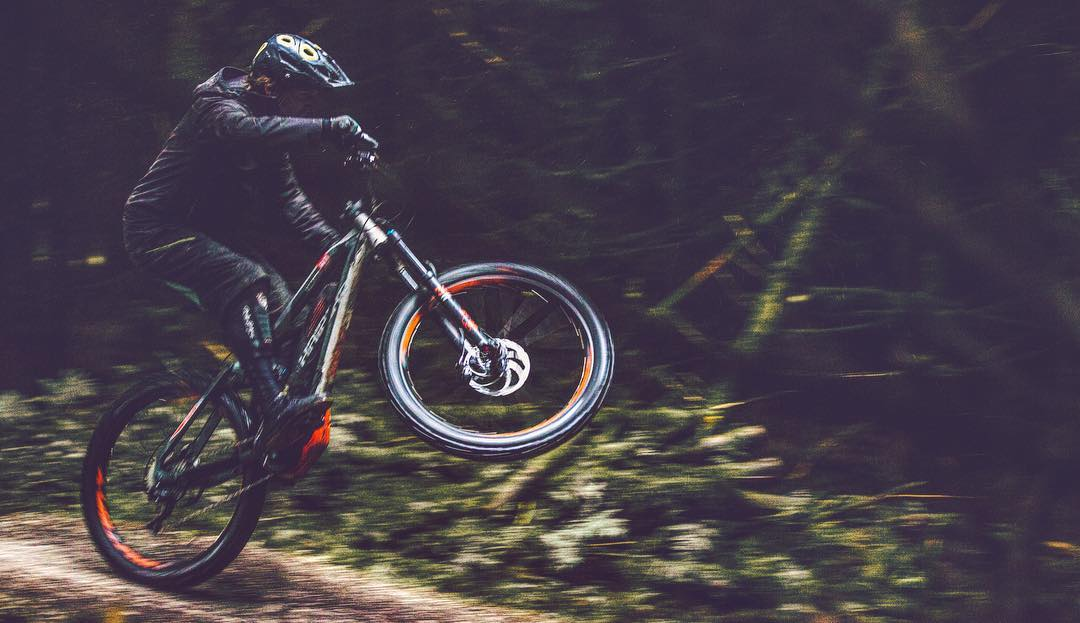 It must be that time of the week again!  #wheeliewednesday with @paulboltsenduro  #design #haibike #xduro #enduro