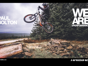 Haibike // We are racers – Paul Bolton