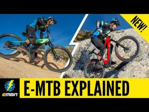 E Mountain Bikes Explained: Why Ride An E-MTB?
