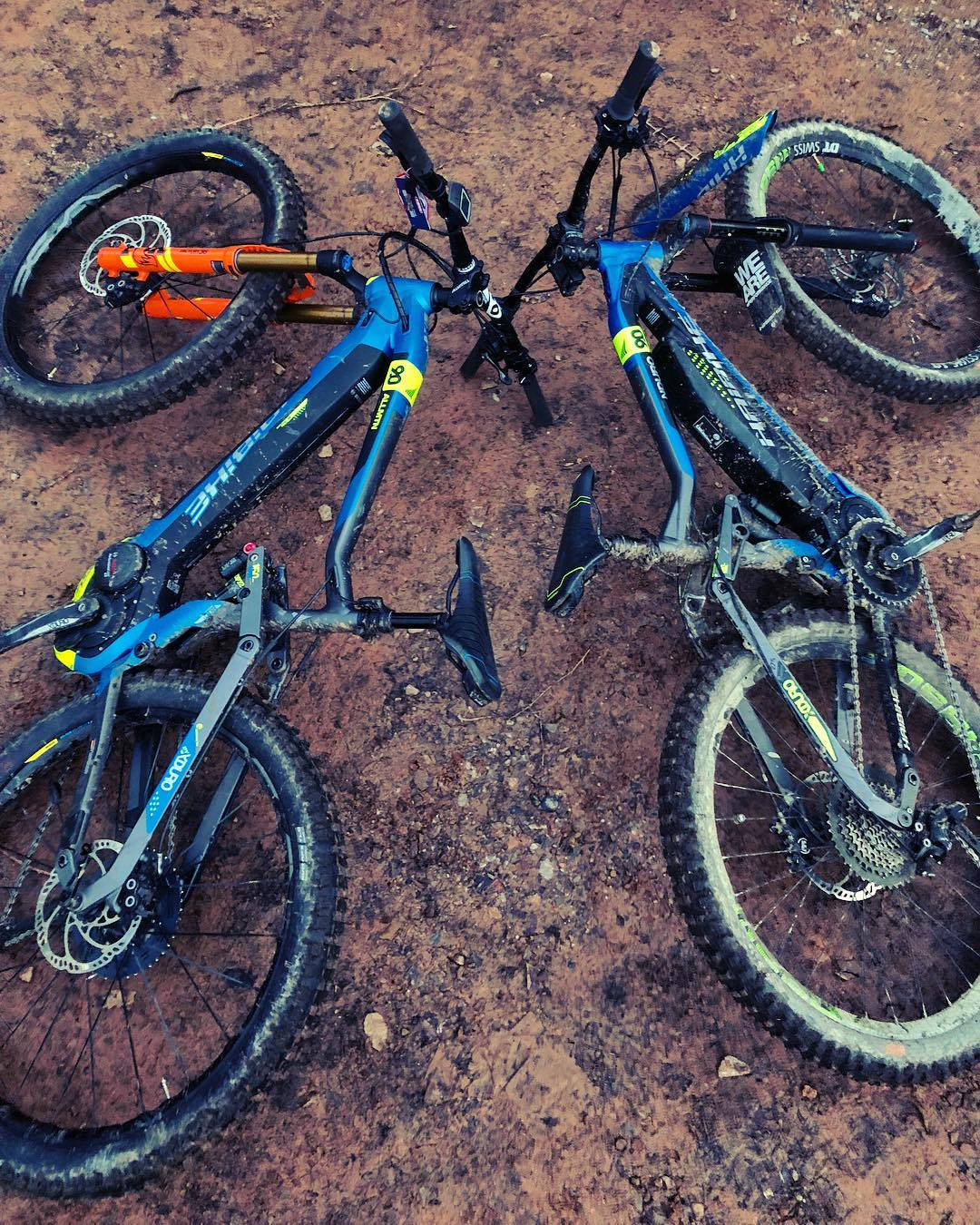 WE ARE FAMILY :) #haibike #weareeperformance #emtb #enduro #design #ebike