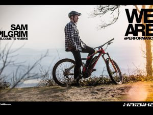 Sam Pilgrim – Welcome to Haibike